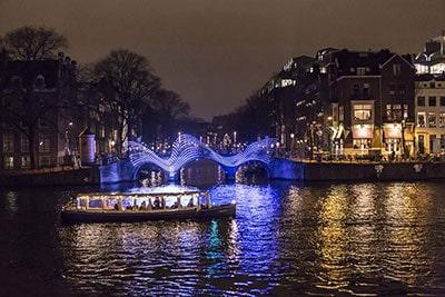 Aagje Deken Amsterdam light festival