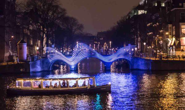 Amsterdam light festival aagje deken