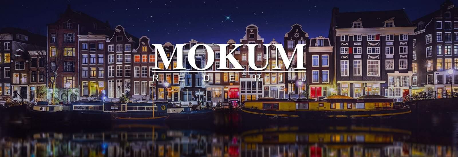 Watertaxi Amsterdam, nu te huur bij Rederij Mokum.