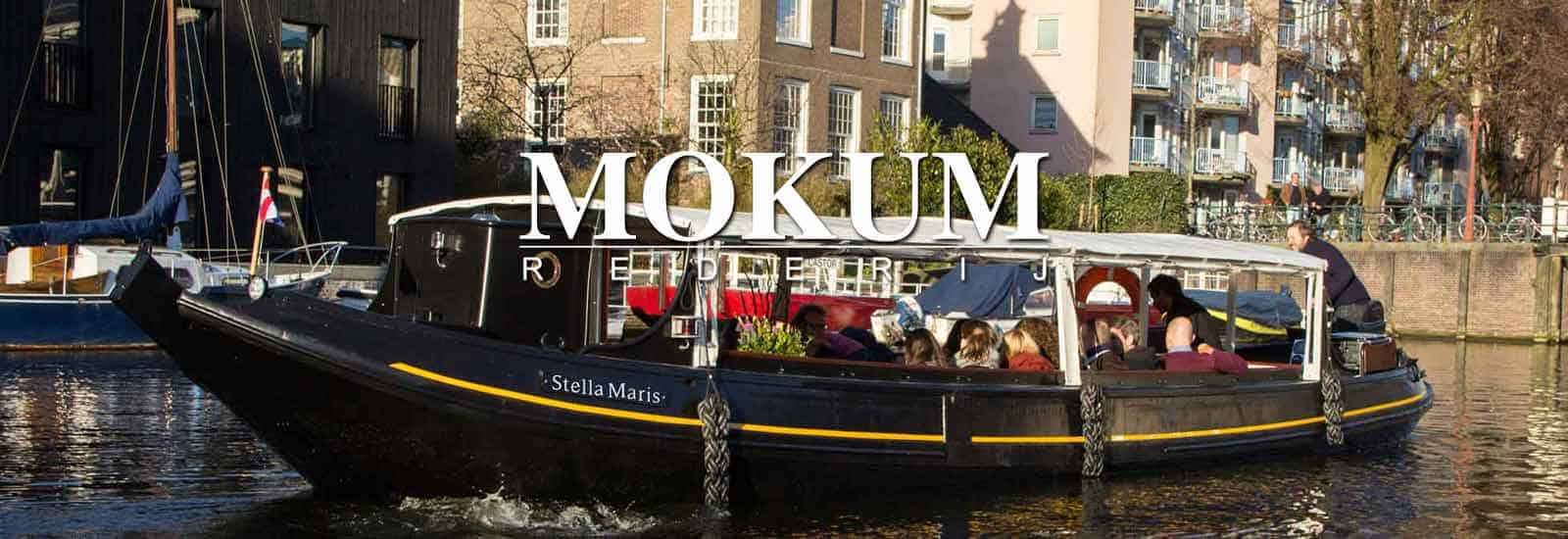 Boats for rental in Amsterdam - Rederij Mokum
