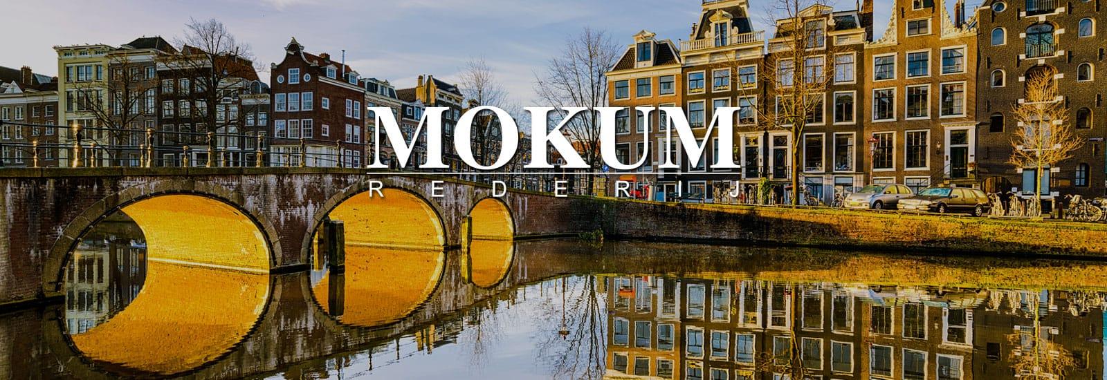 Rederij Mokum boot huren Amsterdam