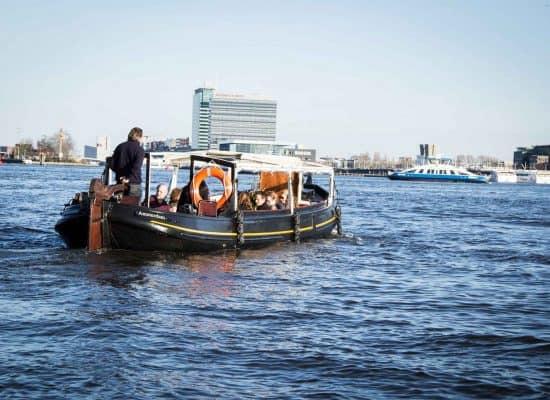 Boot huren met schipper