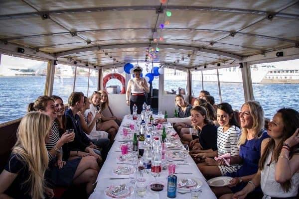 Stella Maris voor feest op het water