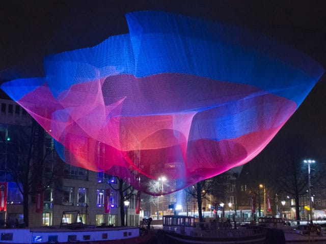 amsterdam light festival DIY