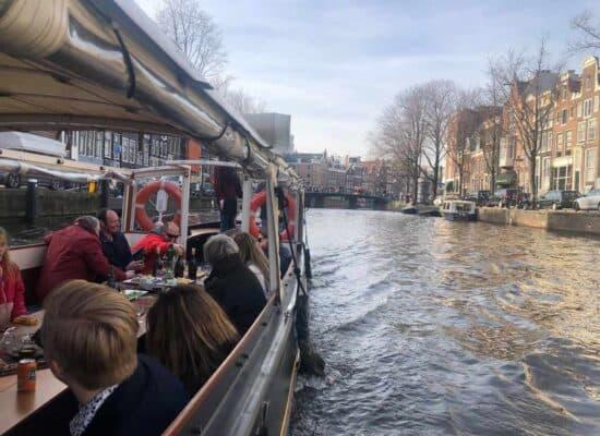 partyboot huren Amsterdam