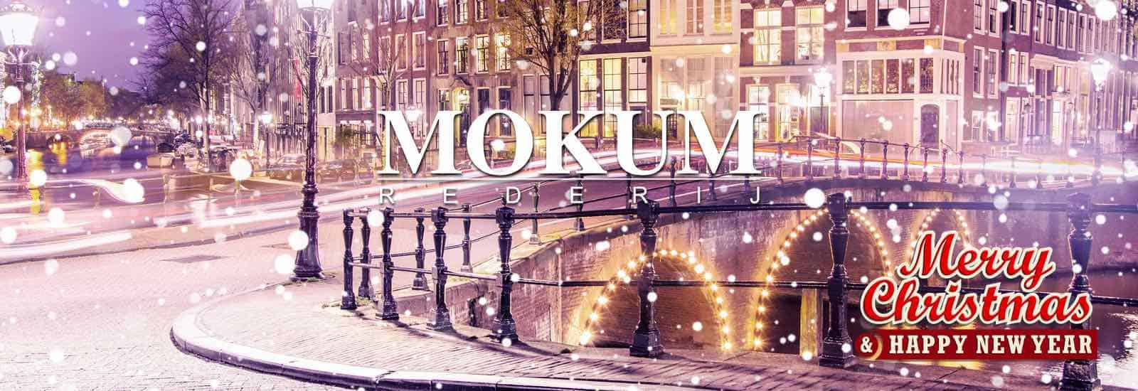 boot huren Amsterdam kerst