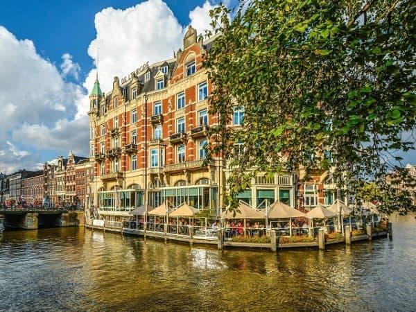 boot schipper Amsterdam