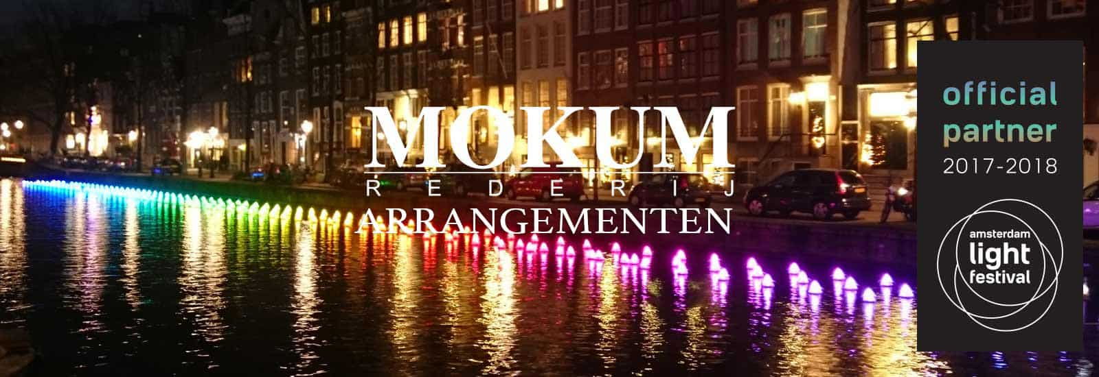 boottocht amsterdam light festival