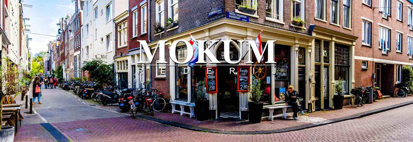 jordaantour en boottocht Amsterdam