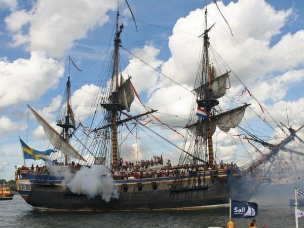 borreltocht sail 2020