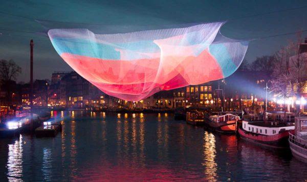 privé rondvaart Amsterdam Light Festival 2018-2019