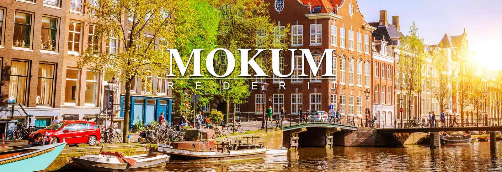 Historische rondvaart Amsterdam
