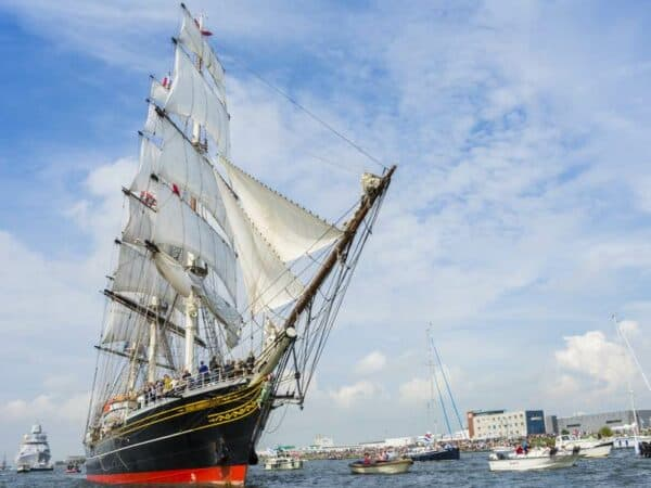 intocht sail amsterdam