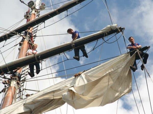 ontbijttocht sail 2020 amsterdam
