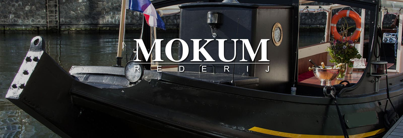 Salonboot Stella Maris - Huren Amsterdam