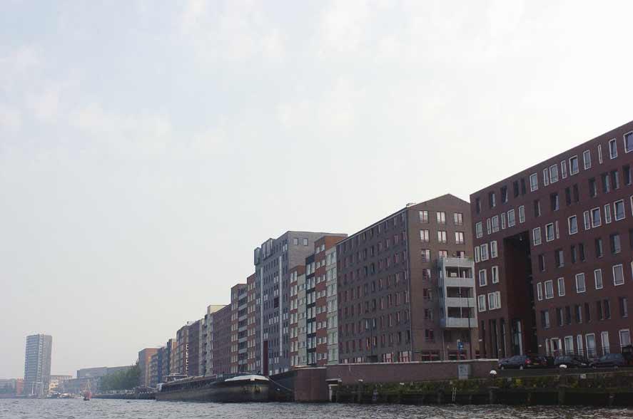 vaarroute oostelijk havengebied-amsterdam