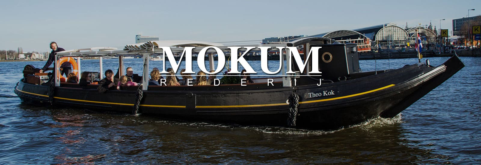 Rederij Mokum is specialist in boottochten in Amsterdam.