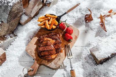 winter BBQ Amsterdam ALF
